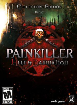 Painkiller: Hell & Damnation cover