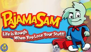 Pajama Sam 4: Life Is Rough When You Lose Your Stuff! cover