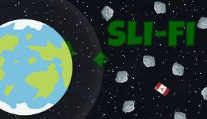 SLI-FI: 2D Planet Platformer cover