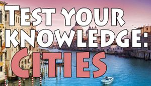 Test your knowledge: Cities cover