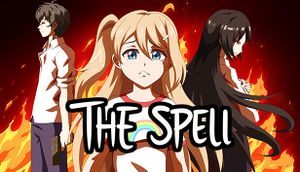 The Spell - A Kinetic Novel cover
